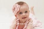 Babyfotografering baby 5 mnd