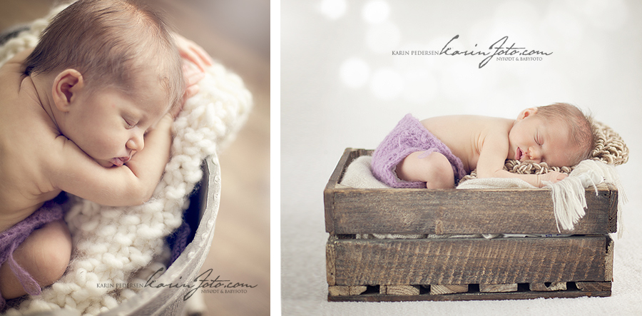 Nyfødtfotografering,babyfotograf,babystudio