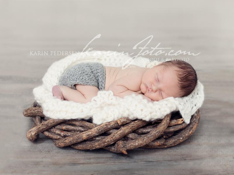 Nyfødtfotografering_Prinsen med sovehjerte