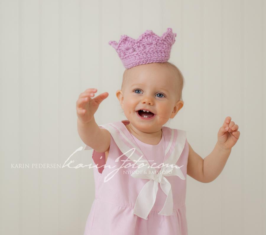 Karinfoto,ettåring,ettårsforografering,babystudio