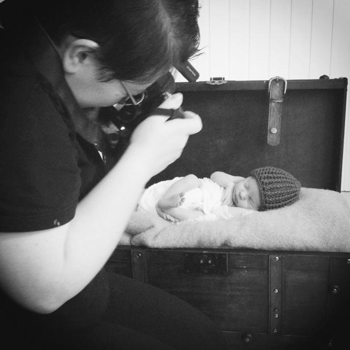karinfoto,behind the scene,babyfotograf,