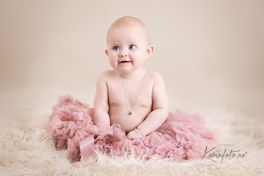 Babyfotograf,Karin Pedersen,Sarpsborg,Vakker Prinsesse,Tyllskjørt,tyllprinsesse,Babyfotograf i Sarpsborg