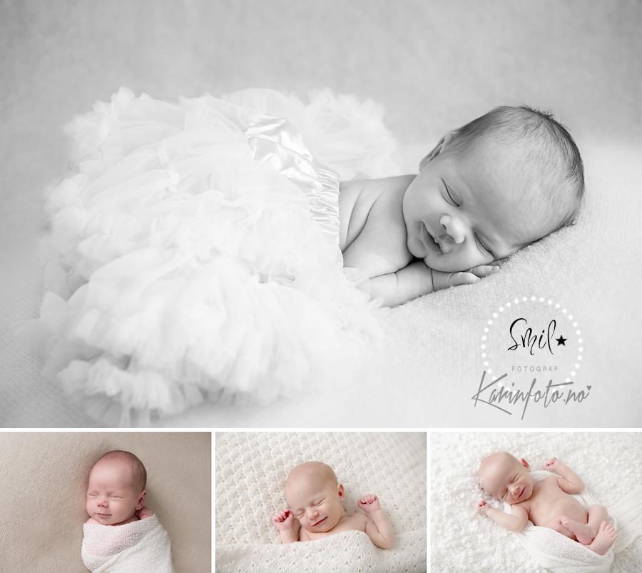 nydelige,smil,nyfødtfoto,karinfoto,babyfotograf