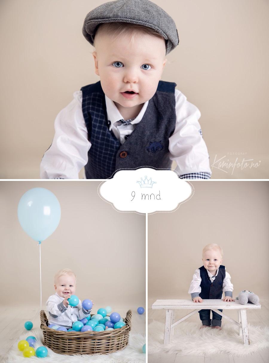 Babyfotograf,9mnd,baby,fotografering,babyfoto,prins,Karinfoto,fotograf
