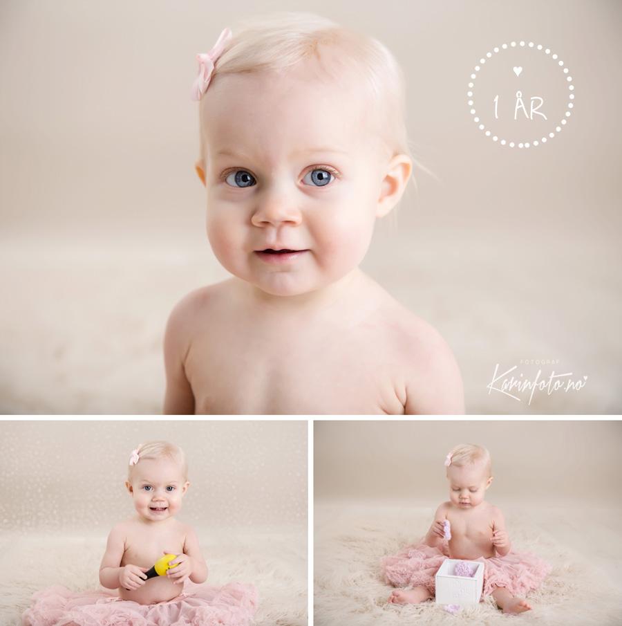 Vakker ettårsfotografering,babyfotograf Karin Pedersen,Karinfoto,Sarpsborg,Østfold,Oslo