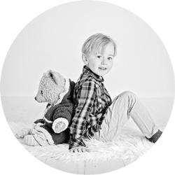 Barnehagebamsen den trofaste lille vennen!