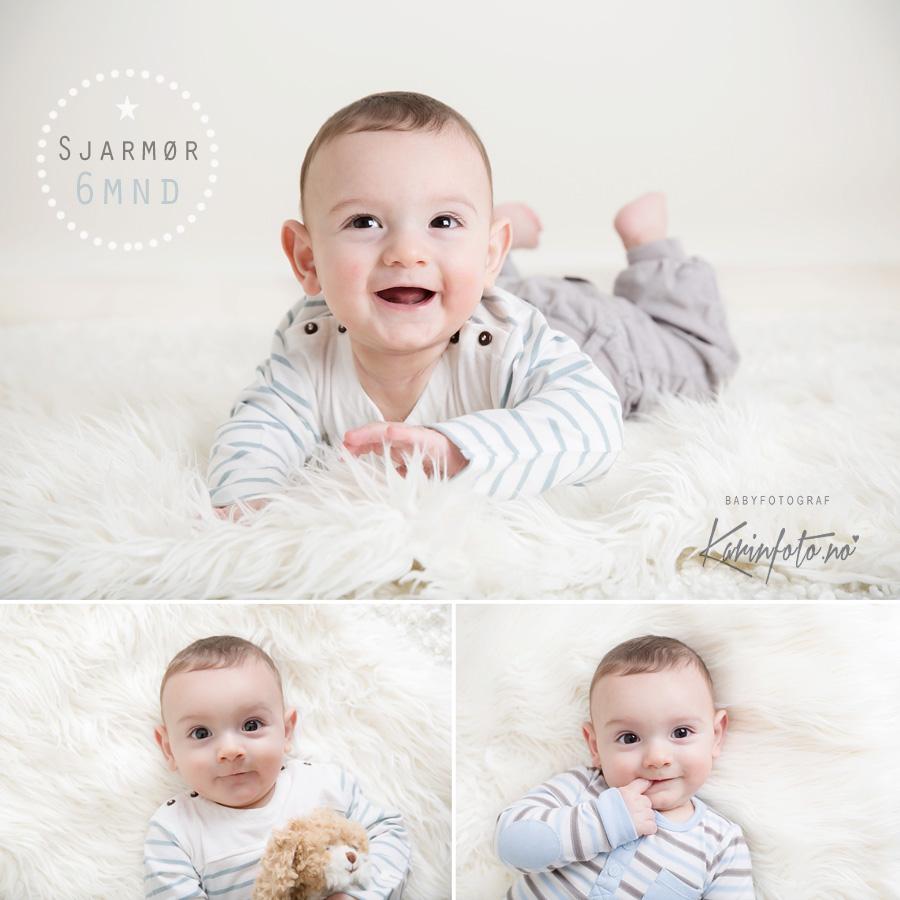 Babyfotograf i Sarpsborg,Østfold,baby 6 mnd,Karinfoto,karin pedersen,baby 6mnd moss