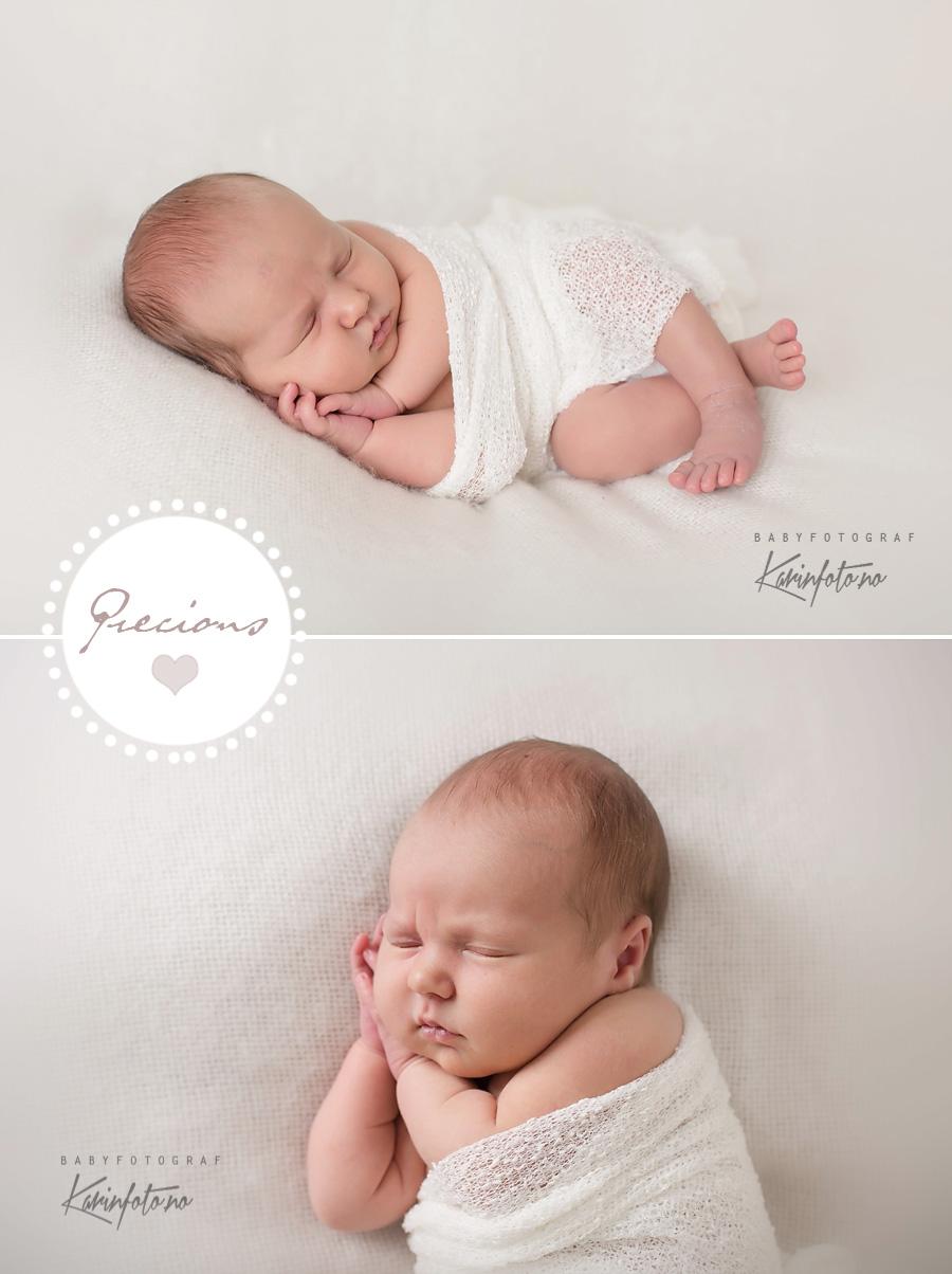 Nydelig nyfødtfotografering i studio,KarinFoto,babyfotograf i Sarpsborg