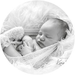 Nyfødtfotografering workflow